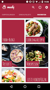 mealy - Food-Blogger-Rezepte- screenshot thumbnail