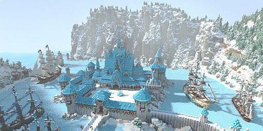 Arendelle Frozen for Minecraft