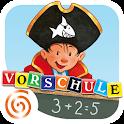 Lernerfolg Vorschule: Capt'n Sharky Zahlen icon