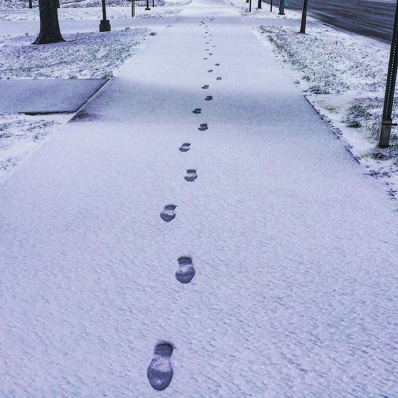 Keep Walking di Alberto Di Somma