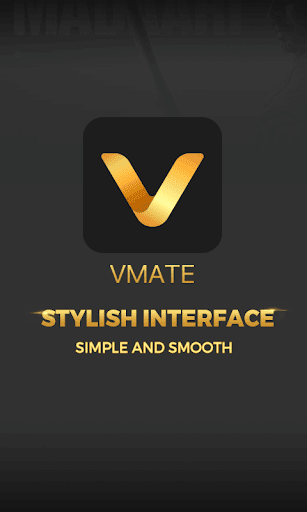 VMate - BEST video mate for PC
