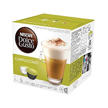 Cafe Cappuccino Nescafe   Dolce Gusto X 16Cap X 188G