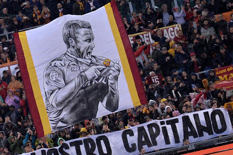 🎥 Incroyable : Daniele De Rossi se déguise pour assister au derby romain !
