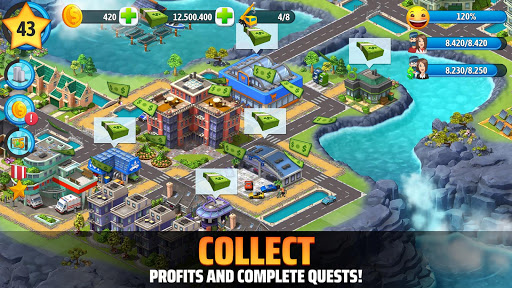 City Island 5 - Tycoon Building Simulation Offline apktram screenshots 19