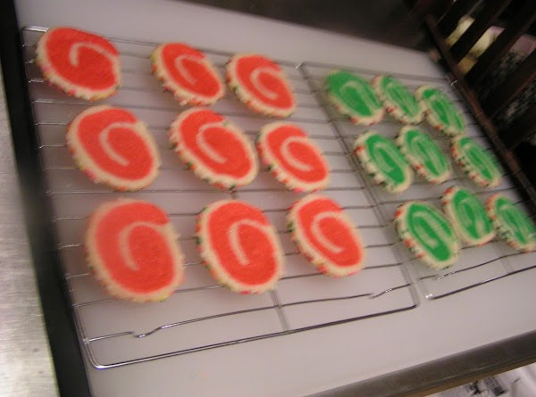 Allow cookies to cool for 1 minute on the cookie sheet; transfer to a...