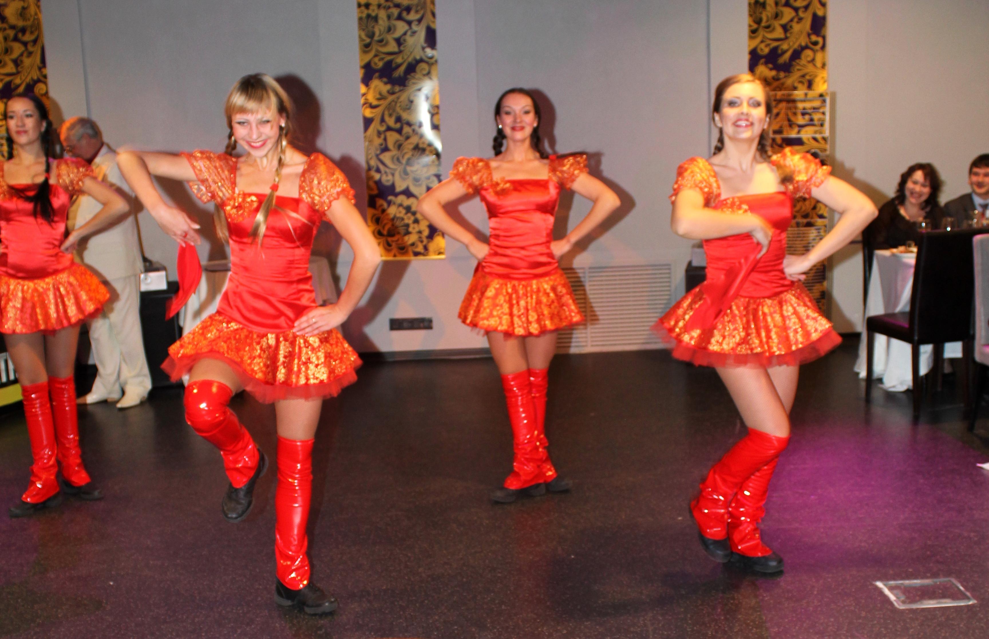 Шоу-балет Шарм в Самаре