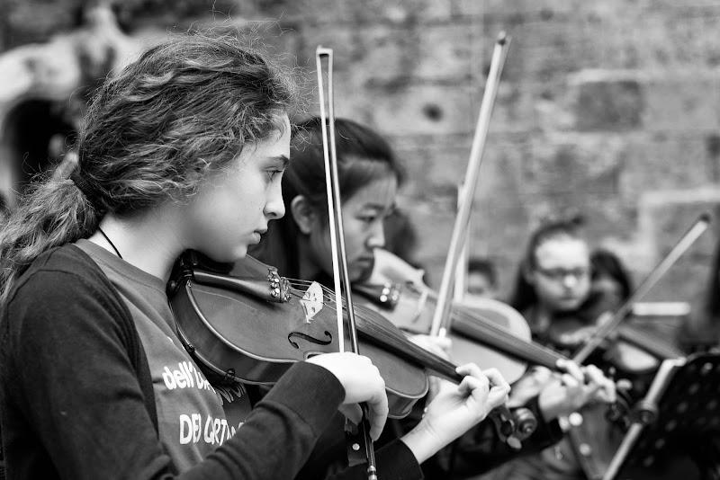Giovani violiniste di lurick