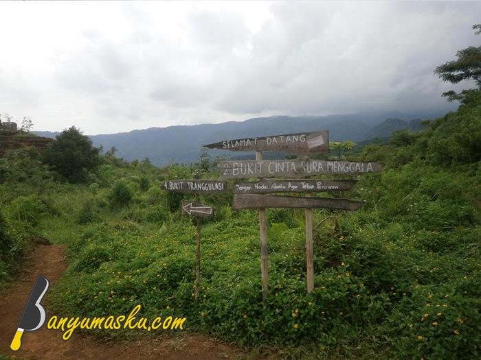 Jalur Bukit Tranggulasih
