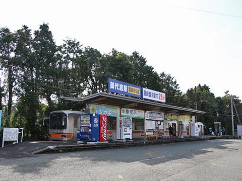 熊本電気鉄道 御代志駅 その1