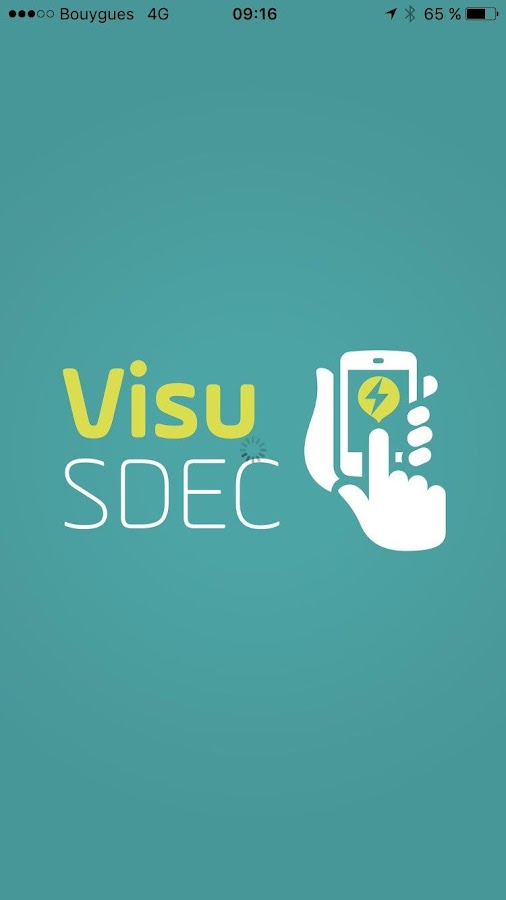 VisuSDEC – Capture d'écran