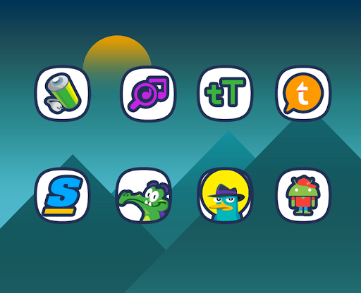 Doodum - Icon Pack 이미지[2]