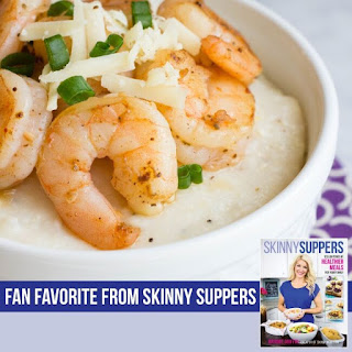 Southern Shrimp and Grits.