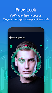 IObit Applock: Face Lock & Fingerprint Lock 2019 v2.5.0 [Pro] APK 2