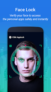 IObit Applock: Face Lock & Fingerprint Lock 2018 3