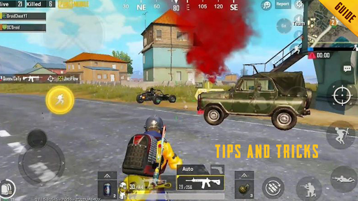 Guide for PUBG : GFX Tool for PUBG 1.0.8 Screenshots 8