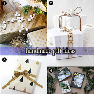 handmade gift ideas - náhled