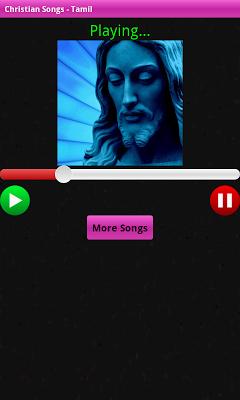 Christian Songs - Tamil - screenshot