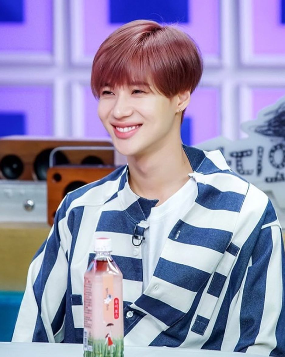 SHINee s Taemin opens up about his dating experience on Sunny s FM Date