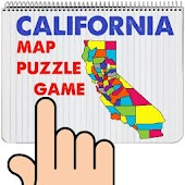 California Map Game