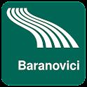 Карта Барановичей оффлайн icon