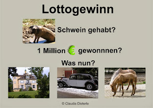 Photo: Blogeintrag Lottogewinn
