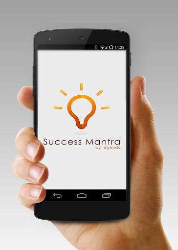 Successes Mantra by Legends