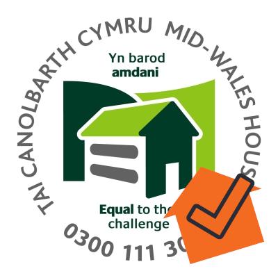 Jobs at Mid Wales Housing