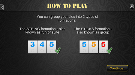 Rummy 45 - Remi Etalat APK screenshot thumbnail 1
