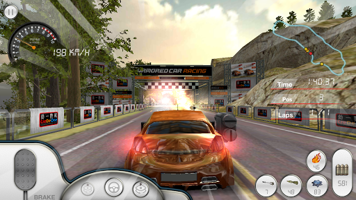 Armored Car HD (Racing Game)  screenshots 5