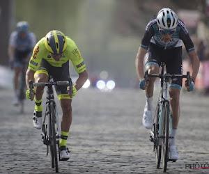 Un sprint au millimètre près a décidé du vainqueur dans le Limbourg