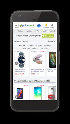 PriceHunt : Best Online Prices - screenshot