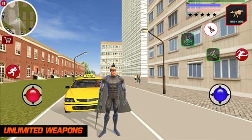 Super Hero Us Vice Town Gangstar Crime 1.1 Screenshots 1