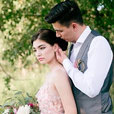 Wedding photographer Dina Romanovskaya (Dina). Photo of 17.04.2018