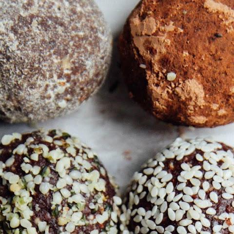 Sesame Balls Coconut Rezepte
