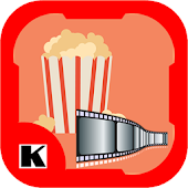 Movie Trailer With Popcorn