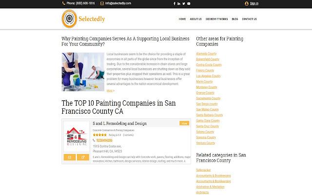 San Francisco Painting Contractors