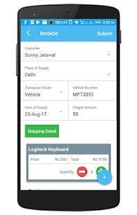 UltraGST - Billing Software - Free GST App- screenshot thumbnail