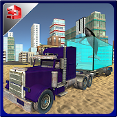 Blue Whale Transporter Truck –Take Big Sea Animals