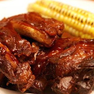 All Day Simple Slow-Cooker FALL OFF the BONE Ribs!