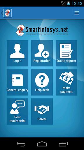 Smartinfosys.net App