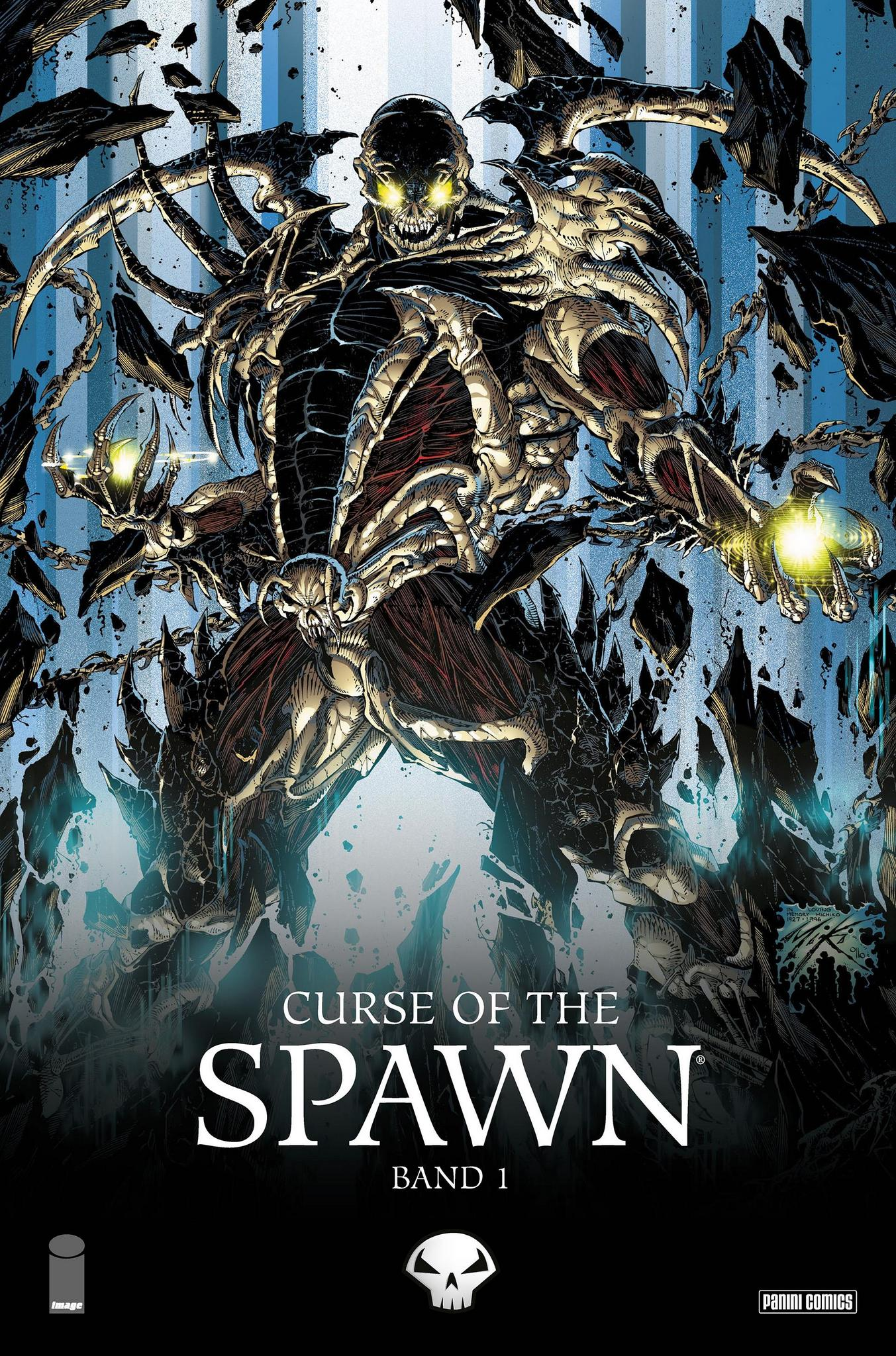 Curse of the Spawn Gesamtausgabe (2016) - komplett