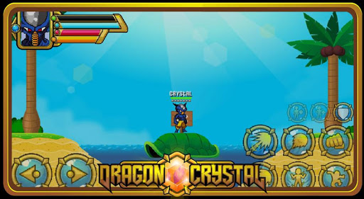 Dragon Crystal - Arena Online  captures d'écran 1