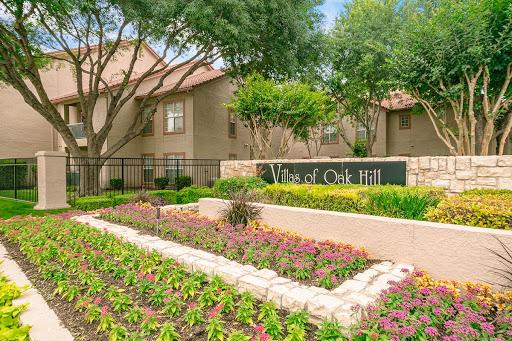 Villas of Oak Hill Apartments   River Floorplan   Fort Worth, Texas ...