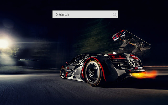 Racing Cars Background