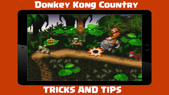 Tricks: Donkey Kong Country