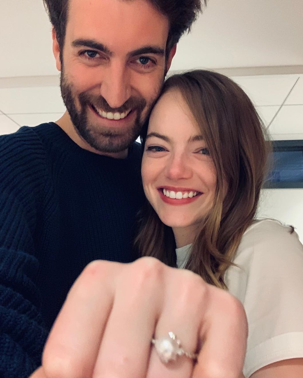 Emma Stone could be expecting her first baby