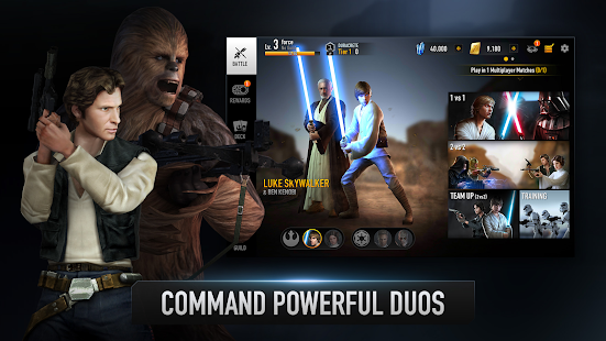 Star Wars: Force Arena screenshot 3
