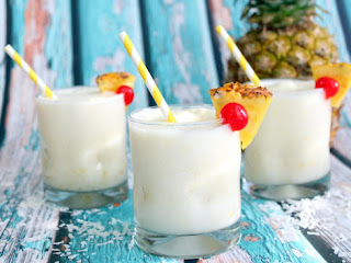 Peg's Pina Colada Punch Recipe