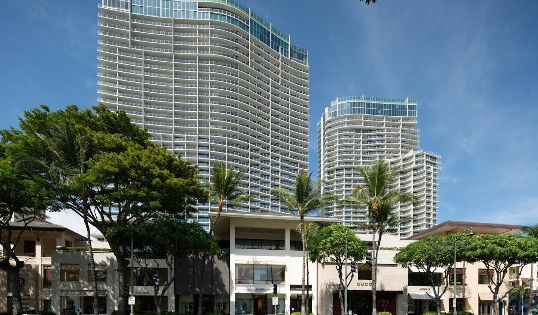 Appartement Honolulu