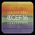 2016 CCEF Conference icon